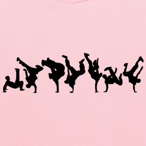 break dance hip hop dancer 1366 Women's T-Shirts - Kids' Hoodie