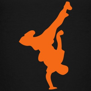 breakdance hip hop dancer 130 Kids' Shirts - Toddler Premium T-Shirt