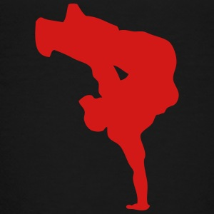 breakdance hip hop dancer 13 Kids' Shirts - Toddler Premium T-Shirt