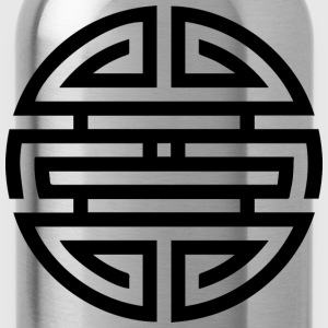 the Labyrinth Circle T-Shirts - Water Bottle
