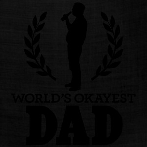 WORLD'S OKAYEST DAD T-Shirts - Bandana