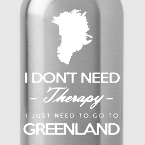 GREENLAND SHIRT - Water Bottle