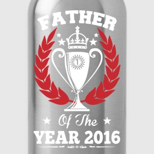 Father's Day Shirt - Water Bottle