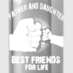 FATHER -DAUGHTER TSHIRT - Water Bottle