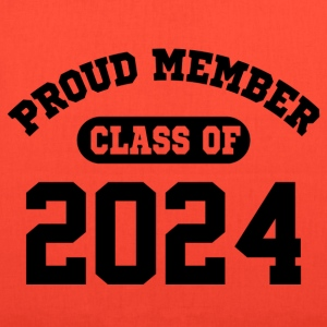 Class Of 2024 T-Shirts - Tote Bag