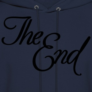 The End T-Shirts - Men's Hoodie