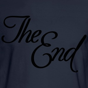 The End T-Shirts - Men's Long Sleeve T-Shirt