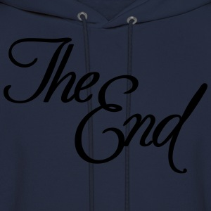 The End Women's T-Shirts - Men's Hoodie