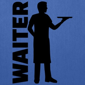 Waiter T-Shirts - Tote Bag