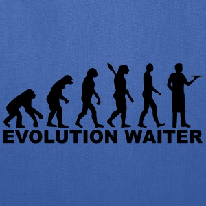 Evolution Waiter T-Shirts - Tote Bag