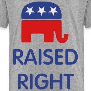 Raised Right - Toddler Premium T-Shirt