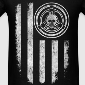 Mad Max inspired Flag  tank top - Men's T-Shirt