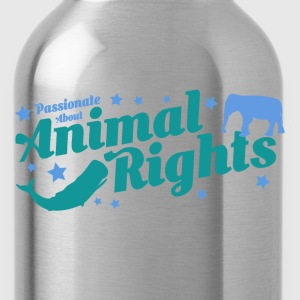 AnimalRightsShirtsDesign by Calico Dragon  Women's T-Shirts - Water Bottle