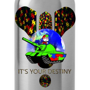 Game4Autism Destiny - Water Bottle