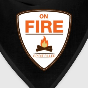 on-fire spirit filled - Bandana