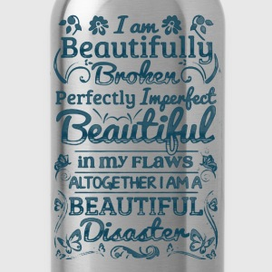 Beautifully Shirt - Water Bottle