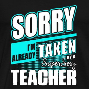 Teacher Shirt - Men's Premium T-Shirt