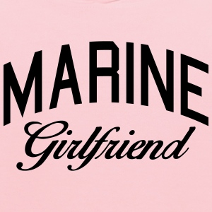 marine girlfriend Women's T-Shirts - Kids' Hoodie