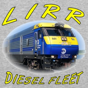 LIRR_Diesel Fleet.png Hoodies - Baseball T-Shirt