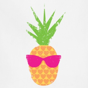 Rockin Lovin Pineapple - Adjustable Apron