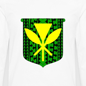 Tribal Kanaka Maoli - Men's Premium Long Sleeve T-Shirt