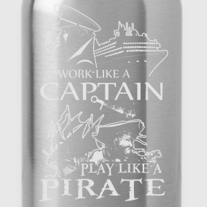 Captain - Pirate - Water Bottle