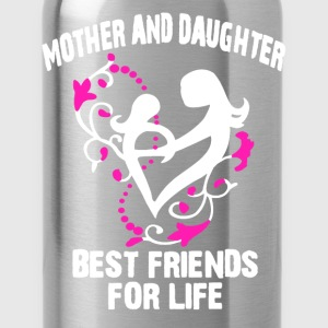 Mother And Daughter Shirt - Water Bottle