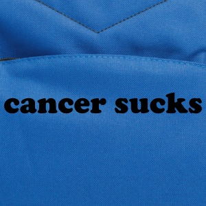 Cancer sucks Women's T-Shirts - Computer Backpack