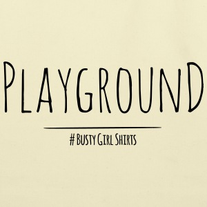 playground Women's T-Shirts - Eco-Friendly Cotton Tote