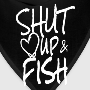 Shut Up And Fish - Bandana
