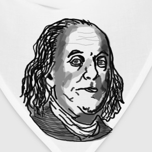 Ben Franklin shirt - Bandana