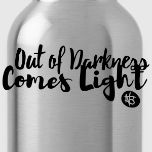 Out of Darkness Comes Light - Northbound Christian - Water Bottle