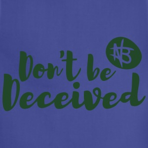Don't Be Deceived - Northbound Christian Apparel - Adjustable Apron