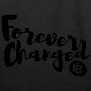 Forever Changed - Northbound Christian Apparel - Eco-Friendly Cotton Tote