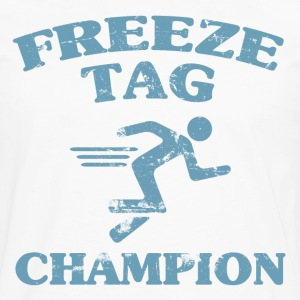 Freeze Tag Champion - Men's Premium Long Sleeve T-Shirt