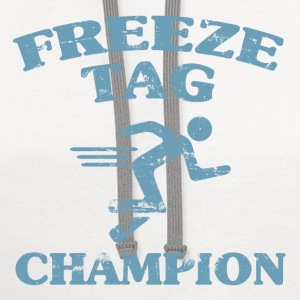 Freeze Tag Champion - Contrast Hoodie