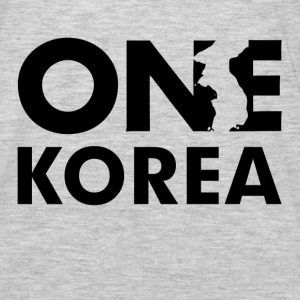 One Dream One Korea Hoodies - Men's Premium Long Sleeve T-Shirt