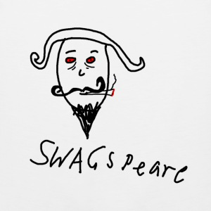 Swagspeare T-Shirts - Men's Premium Tank