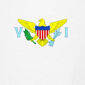 U.S. Virgin Islands - Men's T-Shirt