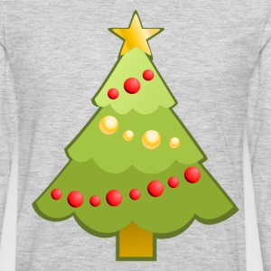 Christmas decoration tree T-Shirts - Men's Premium Long Sleeve T-Shirt