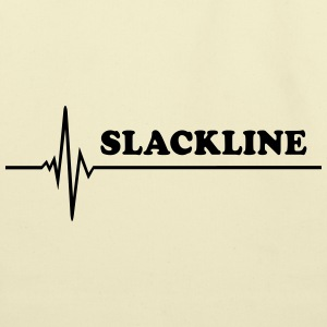 Slackline T-Shirts - Eco-Friendly Cotton Tote