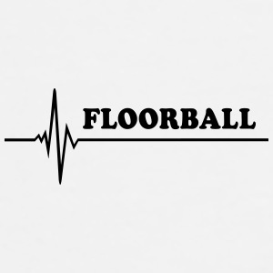 Floorball Mugs & Drinkware - Men's Premium T-Shirt