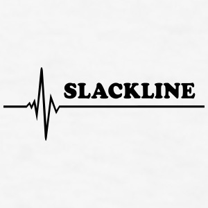 Slackline Mugs & Drinkware - Men's T-Shirt