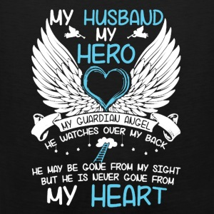 My Husband Shirt - Men's Premium Tank
