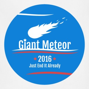 Giant Meteor 2016 - Men's T-Shirt - Adjustable Apron