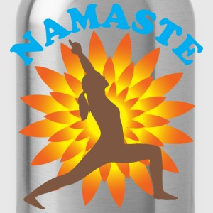 Namaste Kids' Shirts - Water Bottle