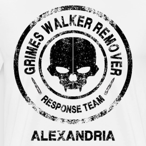 Grime Walker T-Shirts - Men's Premium T-Shirt