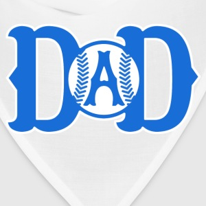DAD BASEBALL - Bandana