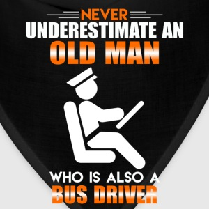 Old Man Bus Driver - Bandana