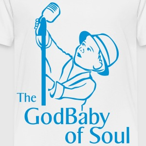 The GodBaby of Soul Short Sleeve - Toddler Premium T-Shirt